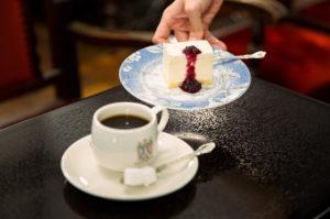 フランソア喫茶室 ケーキセット